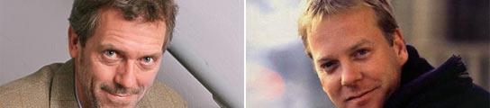 Kiefer Sutherland y 'House', protagonistas del próximo proyecto de Álex de la Iglesia  (Imagen: Archivo)