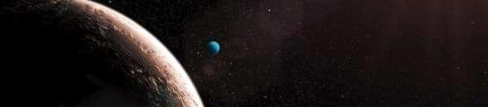 Descubierto un planeta fuera del Sistema Solar muy similar a la Tierra  (Imagen: EFE)