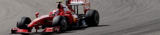 Felipe Massa y Jenson Button