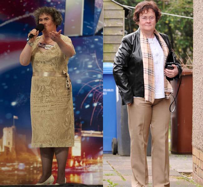 La historia mas conmovedora, Susan Boyle