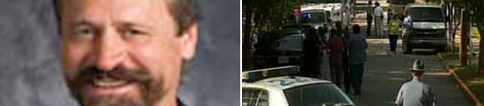 Buscan a un profesor estadounidense como posible autor de un tiroteo con tres muertos  (Imagen: CNN)