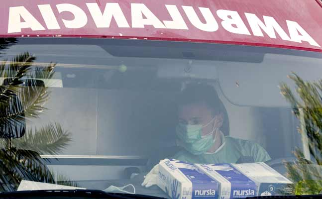 Gripe porcina en Valencia.