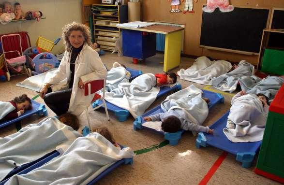 Denuncian que los criterios de selecci n de guarder as excluyen a los hijos de parados - Escuela decoracion madrid ...