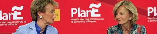 El Plan E del Gobierno ha inyectado más de 50.000 millones para luchar contra la crisis  (Imagen: EFE)