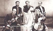 The Brodsky Quartet.