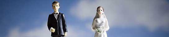 Menos divorcios, pero m�s conflictivos