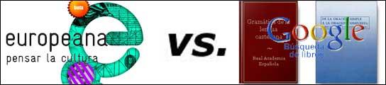 Europeana vs. Google Books