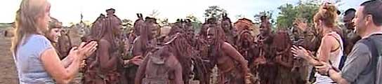 'Perdidos en la tribu'