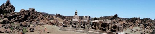 'Furia de titanes' en Tenerife