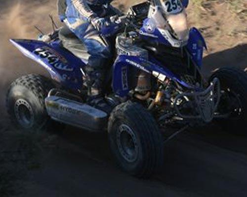 Accidentes de quad