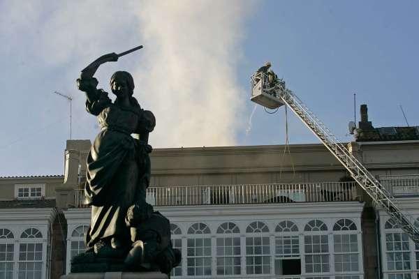 Estatua de María Pita
