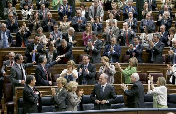 El Pleno del Congreso