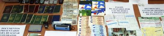 Veintitrés detenidos de una red que prostituía a nigerianas y las sometía a vudú  (Imagen: EFE)