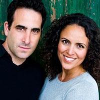 Melinda y Scott Tamkin
