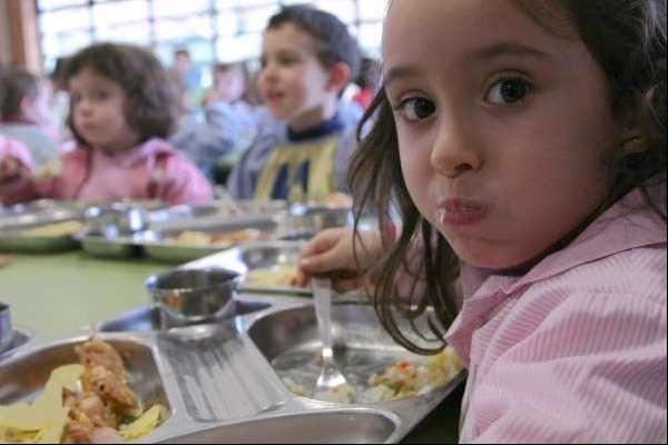 Los Padres Montan Este Mi Rcoles Comedores Escolares En