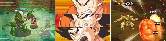 Dragon Ball Z: Attack of the Saiyans.