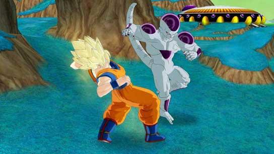 Dragon Ball: Raging Blast.