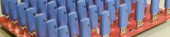 Lanzan al mercado un concentrador USB que tiene cuarenta y nueve puertos  (Imagen: INQUIRER.ES)