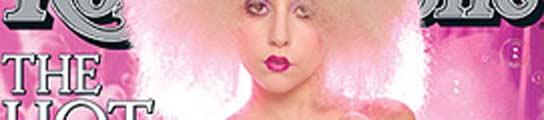Lady Gaga, en la portada de 'Rolling Stone'