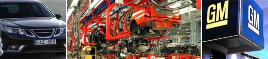 Saab, filial de una General Motors a punto de quebrar, perjudicada tras la venta de Opel  (Imagen: ARCHIVO)