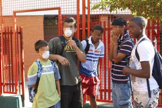 Gripe A en Leganés