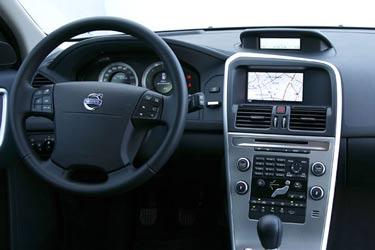 Puesto de conducción del Volvo XC60.