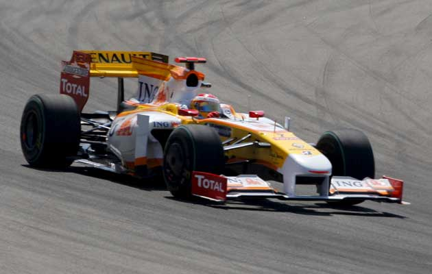 Alonso R29