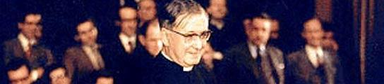 Roland Joffé hará una película sobre Escrivá de Balaguer, fundador del Opus Dei  (Imagen: Archivo)