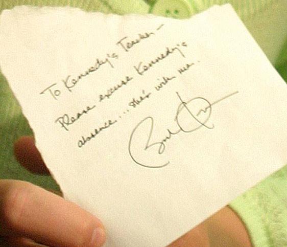 Nota de Obama