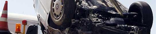 Los accidentes de tráfico causan casi 1,27 millones de muertes al año en el mundo  (Imagen: Jesús Diges / EFE)
