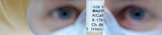 """Sanidad confirma dos casos """"graves"""" por gripe A en Cataluña y Madrid  (Imagen: Ralf Hirschberger  / EFE)"""