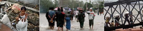 """La ONU: """"El riesgo de desastres naturales en las grandes ciudades es cada vez mayor""""  (Imagen: ARCHIVO)"""