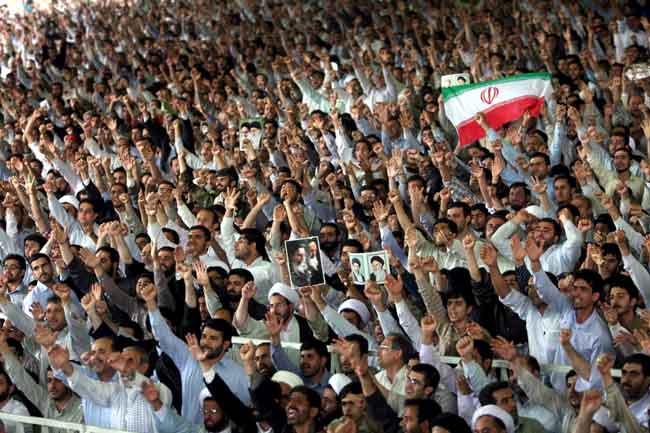 Crisis post electoral en Irán