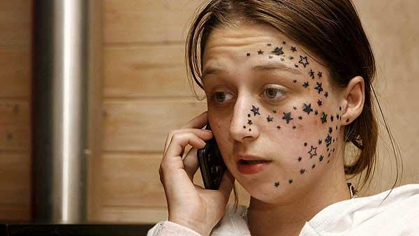 La Joven Que Se Hizo 56 Tatuajes En La Cara Mintió Para Evitar Un