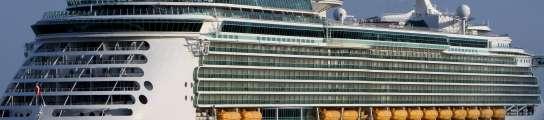El crucero 'Navigator of the Seas', de la compa��a Royal Caribbean.