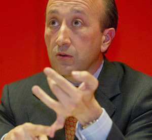 Miguel Ángel Cortés Martín, diputado del PP.