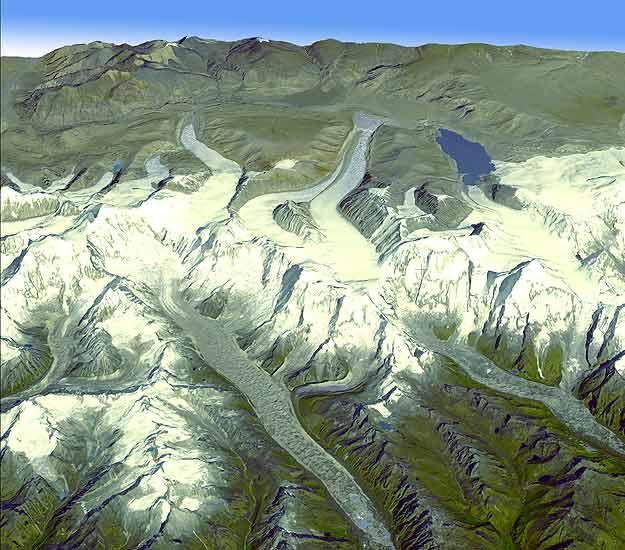 El Mapa más completo de la Tierra 977320