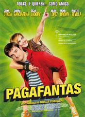 Pagafantas - cartel