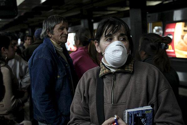 Aumenta la cantidad de Casos de Gripe A H1N1 en Argentina