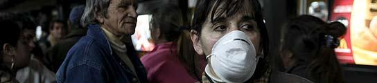 Argentina estima que podría tener 100.000 casos de gripe A, más que en todo el mundo  (Imagen: Cézaro De Luca / EFE)