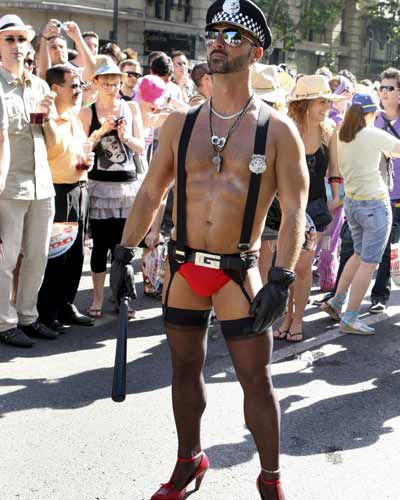 Desfile del orgullo gay 2009