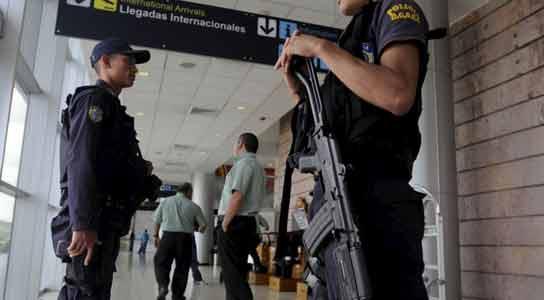 Aeropuerto de Honduras