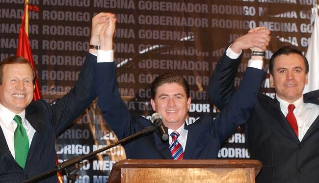 Victoria del PRI en las legislativas mexicanas