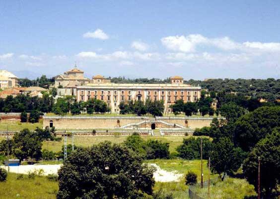 Palacio del Infante Don Luis de Boadilla