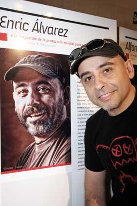 Enric Álvarez.