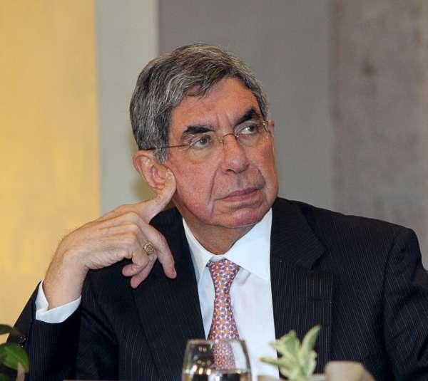 El presidente de Costa Rica, Óscar Arias