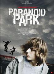 Paranoid Park - cartel