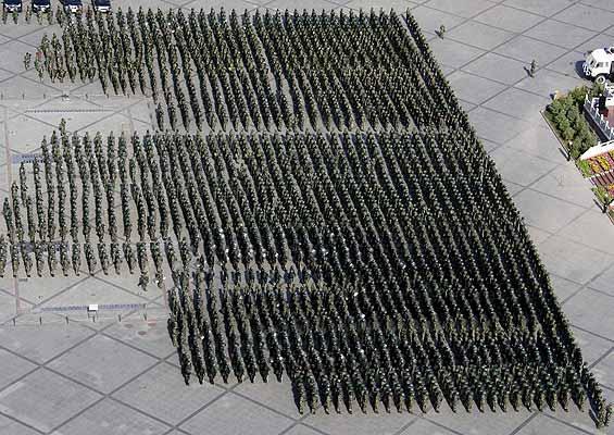 Disturbios en Xinjiang