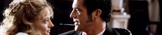 Mel Gibson y Jodie Foster