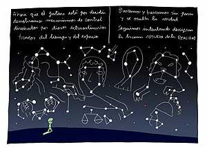 Principios básicos de Astronomía - viñeta
